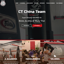 CT China Team